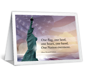 Celebrate Our Nation Independence Day Printable Cards