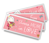 Mom Day Coupons Mother's Day Printable Cards