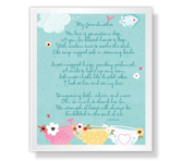 Her Love Poem Mother's Day Poems Printable Cards