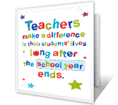 A Wonderful Teacher National Teacher Appreciation Week Printable Cards