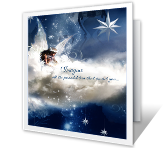 Dream-Come-True Year New Year's Day Printable Cards