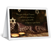 Peace at Passover Passover Printable Cards