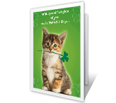 Thinking of You St. Patrick's Day Printable Cards