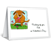 Just Because You're You Valentine's Day Printable Cards