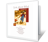 The Man I Call My Son Valentine's Day Printable Cards
