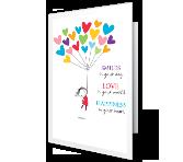 Valentine Smiles Valentine's Day Printable Cards