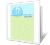 Your Thoughtfulness Is Appreciated greeting card
