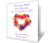 Years Go By So Fast greeting card