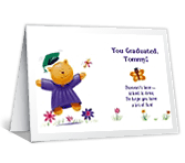 You Graduated! greeting card