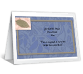 You Will Be Missed greeting card