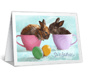 Your Easter Sunshine greeting card