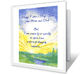 You're Special, Son greeting card