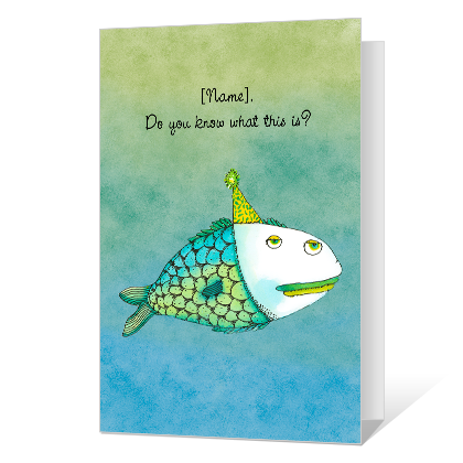 Your Birthday Cod Birthday Cards