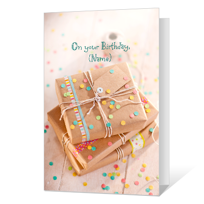 One-of-a-Kind You Birthday Cards