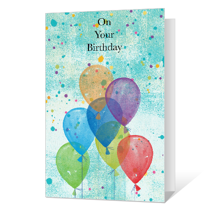Enjoy Your Birthday Birthday Cards