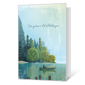 Enjoy Your Day Birthday Cards