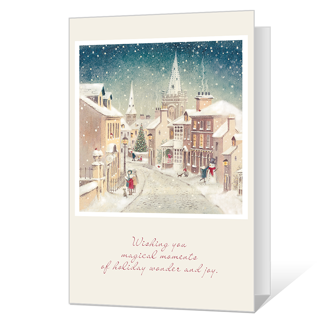 Magical Moments Christmas Cards