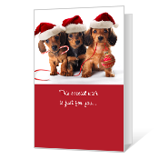 Loving Wish Christmas Cards