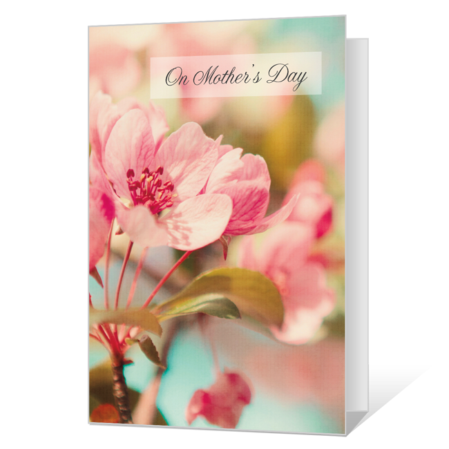 On Mother's Day Mother's Day Cards