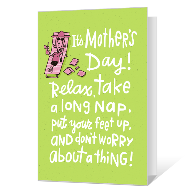 Funny Mother's Day Mother's Day Cards