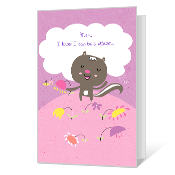 Lovable Stinker Mother's Day Cards