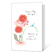 Mother's Day Bloom Mother's Day Cards