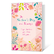 The Love You Share Mother's Day Cards