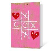 XOXO Valentine's Day Cards