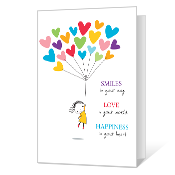 Smiles for You greeting card