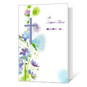 Because of Him Easter Cards
