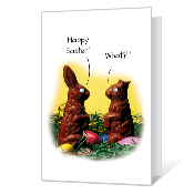 What?! Easter Cards
