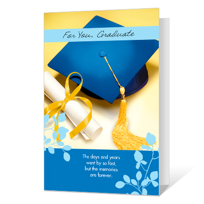 Proud of You Graduation Cards