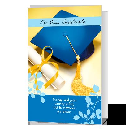 Proud of You Graduation Cards