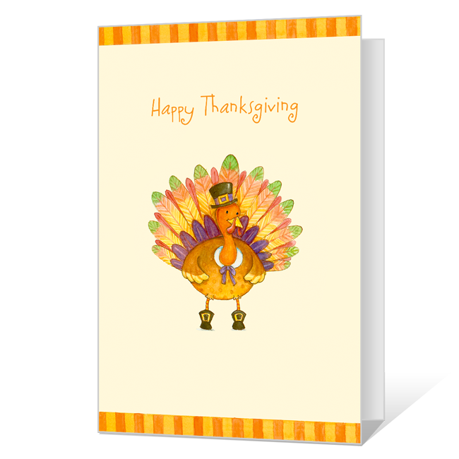A Thanksgiving Wish Thanksgiving Cards