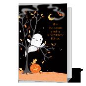 Spooky Greetings Halloween Cards
