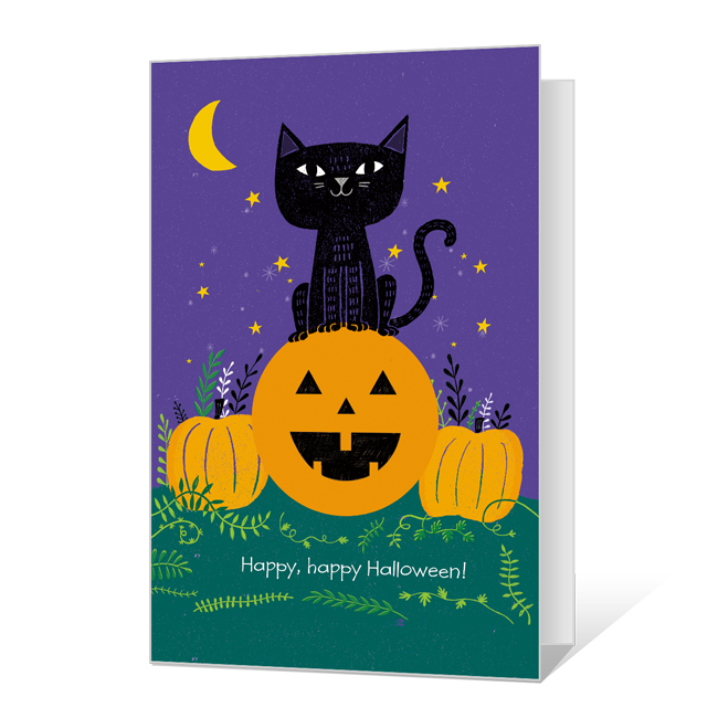 Halloween Spirit Halloween Cards