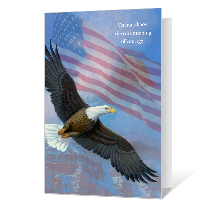 You Honor America Veterans Day Cards