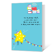 You're Appreciated greeting card