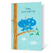 Two Special Grandparents Grandparents Day Cards