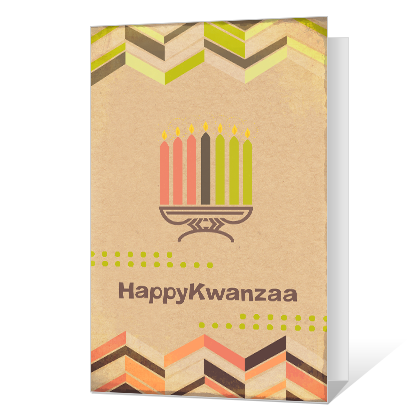 Happy Kwanzaa Kwanzaa Cards