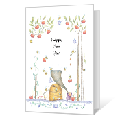 Happy New Year Rosh Hashanah Cards