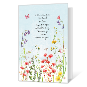 A Peaceful Heart Encouragement Cards