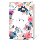 Sweet Wishes for the Bride Bridal Shower Cards