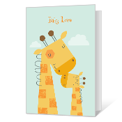Baby Love Baby Cards
