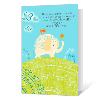 You're Special Friendship Cards