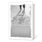 You're the One Printable Love Cards