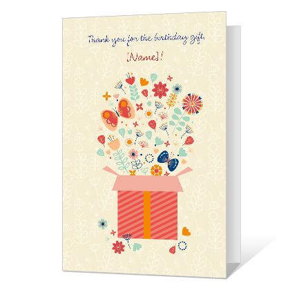 Happiest Day Thank You Cards