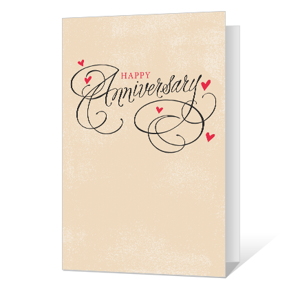 Anniversary Joy Anniversary Cards