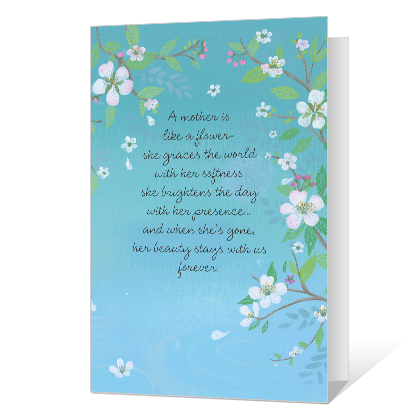 Loss of Mother Sympathy Cards