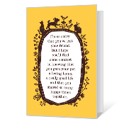 Loss of Pet Printable Sympathy Cards